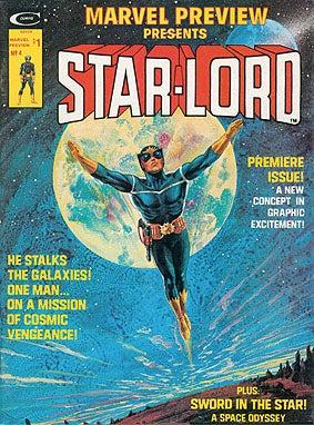 Sweet Merciful McGillicutty, Star-Lord's Origin Is Friggin' Weird