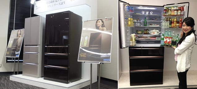 This Supercooling Fridge Chills Food To Sub-Zero Without Freezing It