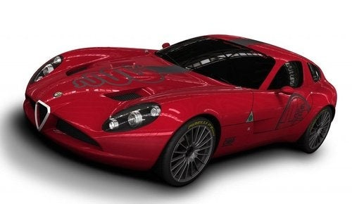 Alfa Romeo TZ3: Lighter Than A Lotus, Sexier Than An 8C