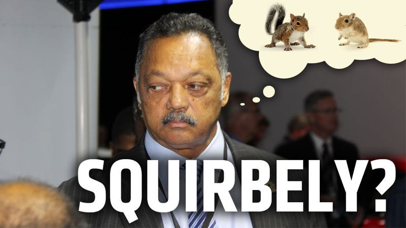 Rev. Jesse Jackson Says New Cars Are 'Squirbely.' What The Hell Does That Mean?