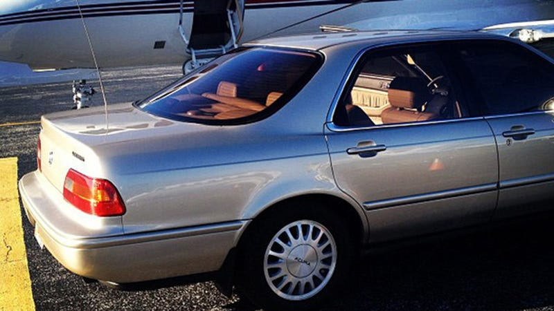 Ludacris Still Drives His '93 Acura From Before He Was Famous