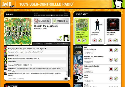 Jelli Brings User-Driven Content to Online Radio