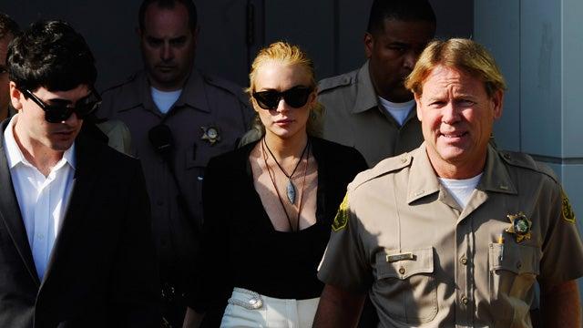 Lindsay Lohan's 'F*cked-Up' Sentence