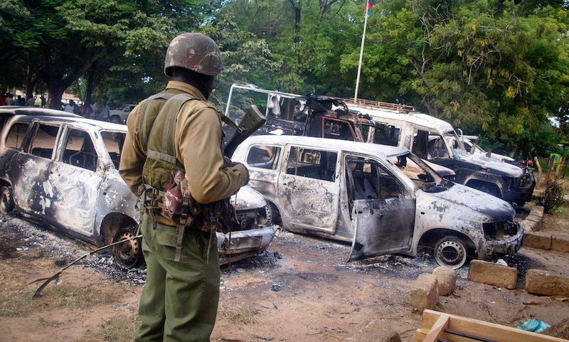 Death Toll Tops 50 in Kenya After Second Terror Attack in Two Days