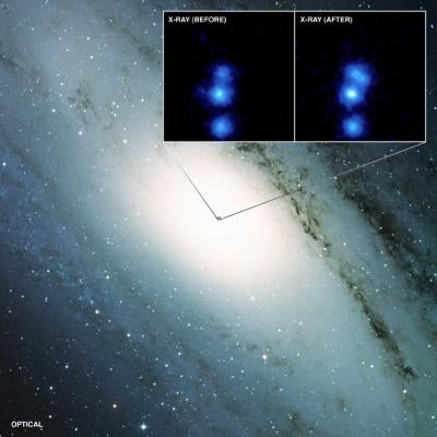 """Black holes in our galactic neighborhood are """"feeble and unpredictable,"""" say scientists"""