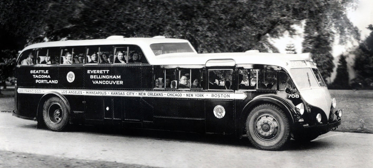 This Double Decker 1930s Bus Is Way Too Awesome