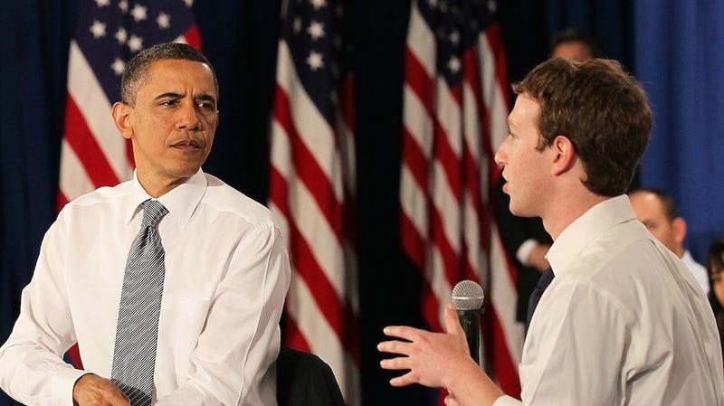 Mark Zuckerberg Gave Obama an Angry Phone Call