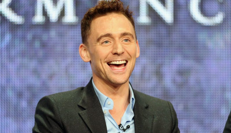 Someone Bid More Than $7000 For A Pair of Tom Hiddleston's Old Shoes