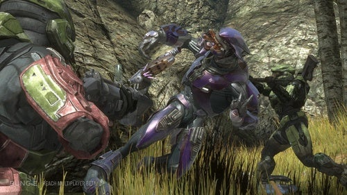 A Sightseeing Tour of Halo: Reach