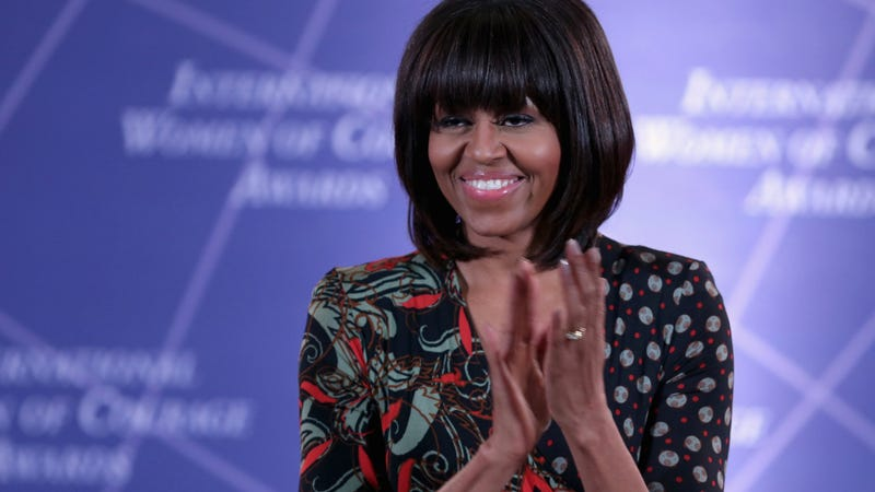 Michelle Obama Refused Vogue's Ridic Cover Shoot Concept