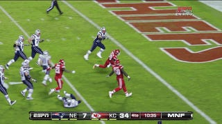 Chiefs Safety Husain Abdullah Flagged For Prostrating After Touchdown