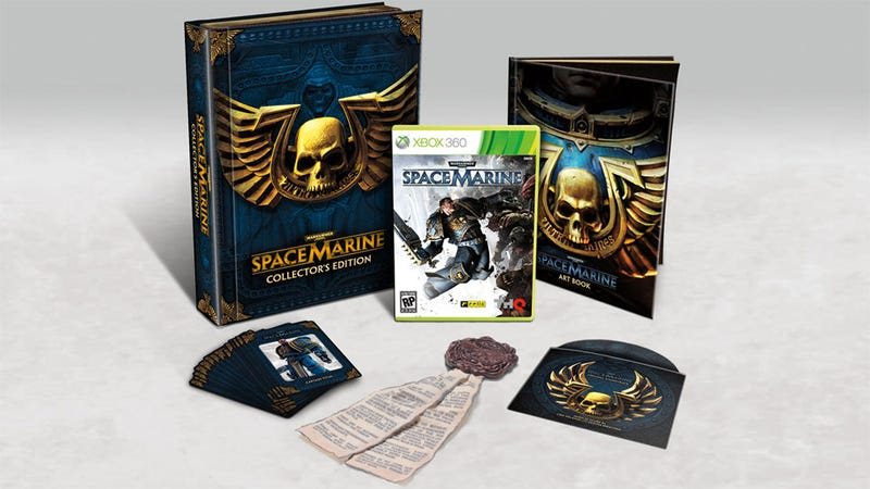 Is This a Collector's Edition Worthy of a Space Marine?