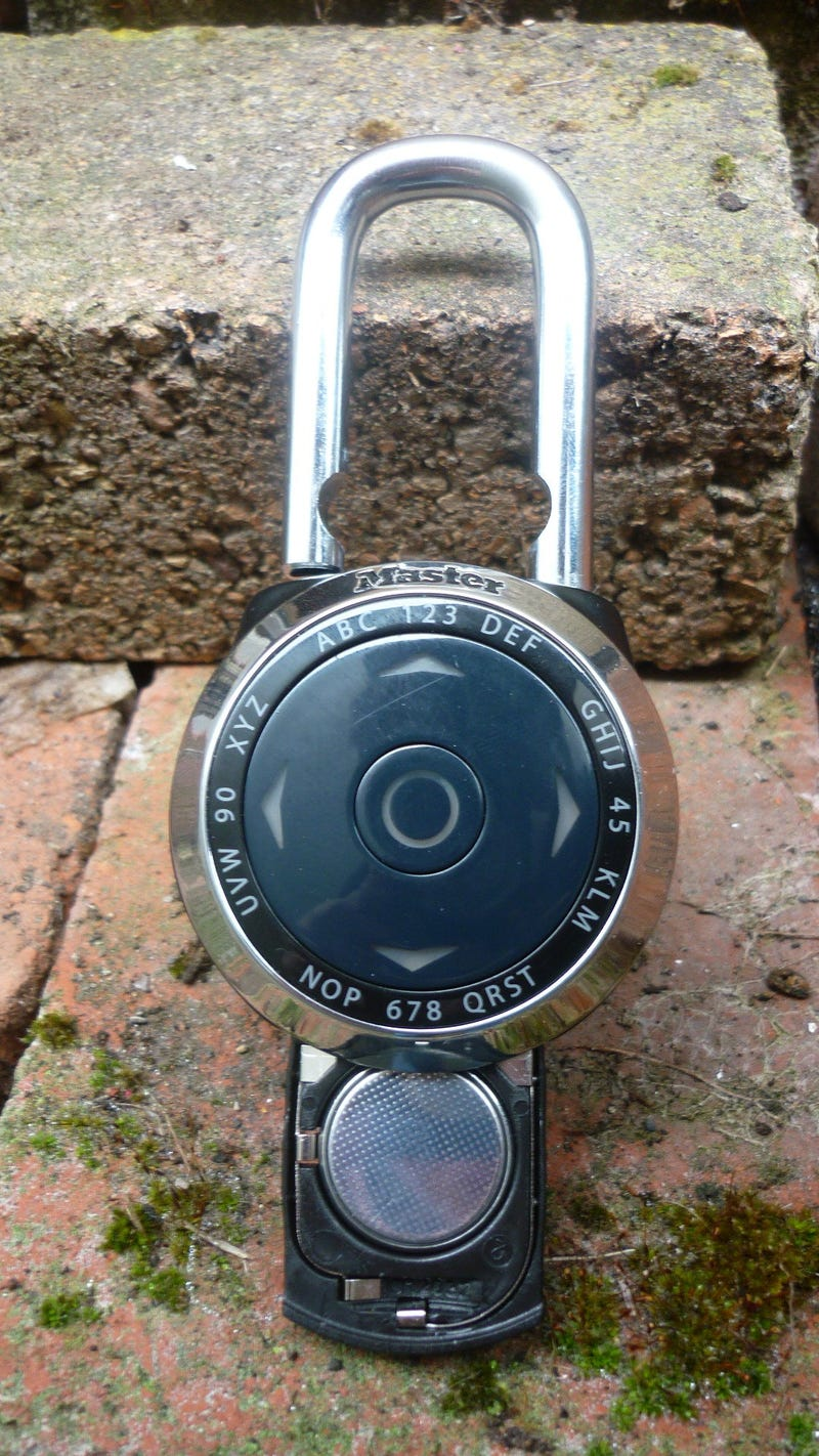 Master Lock Dial Speed Gallery
