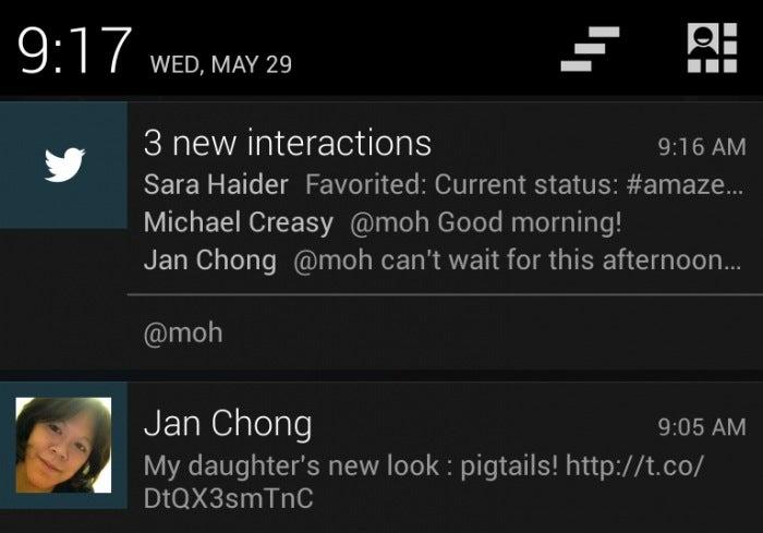 Twitter renueva sus aplicaciones para móvil