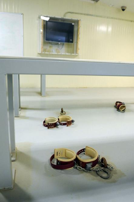 New photos reveal Guantanamo Bay library has Harry Potter, Twilight