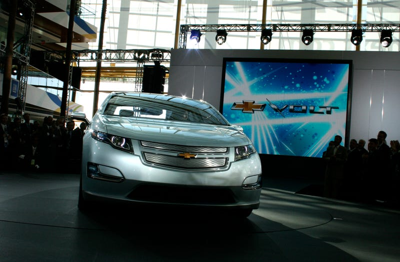 "GM Requested Paramount Include Chevy Volt In Transformers Sequel ""At Last Minute"""