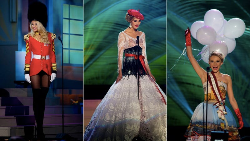 Rejoice: The Batshit Miss Universe Costume Competition Is Back