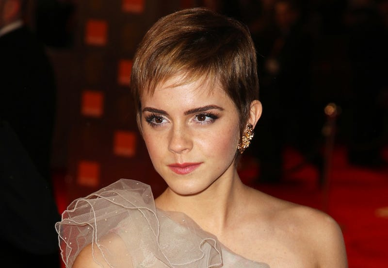 Emma Watson Becomes the Latest Celebrity College Casualty