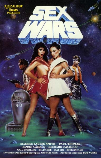 The Greatest Science Fiction Porn Movies of All Time: 1961-1991 [NSFW]
