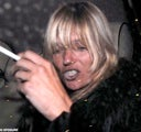 Kate Moss' Scary Side