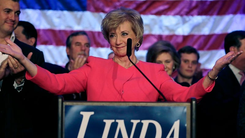 Linda McMahon's Campaign 'Screwed' Workers by Giving Them Bad Checks, Condoms