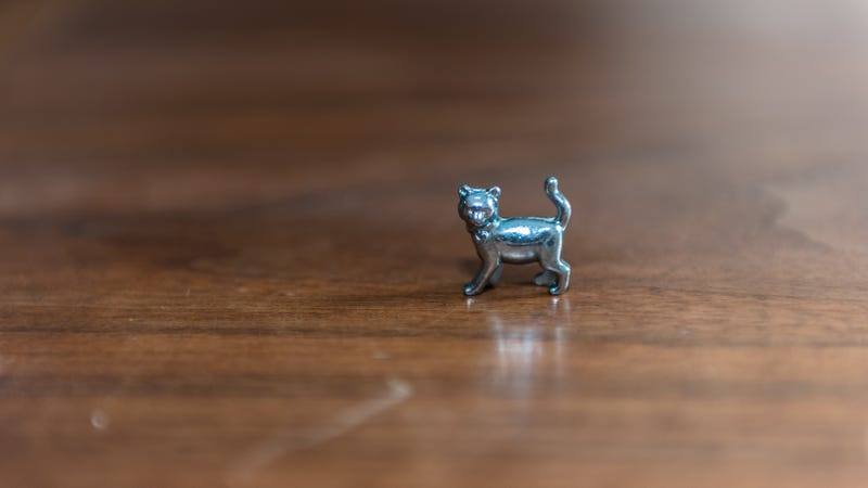 Photoshop Contest: Put a Monopoly Cat Token Somewhere Fun, Take It Home