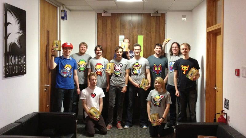 Hand-made Felt Zelda Shirts for a Very, Very Good Cause