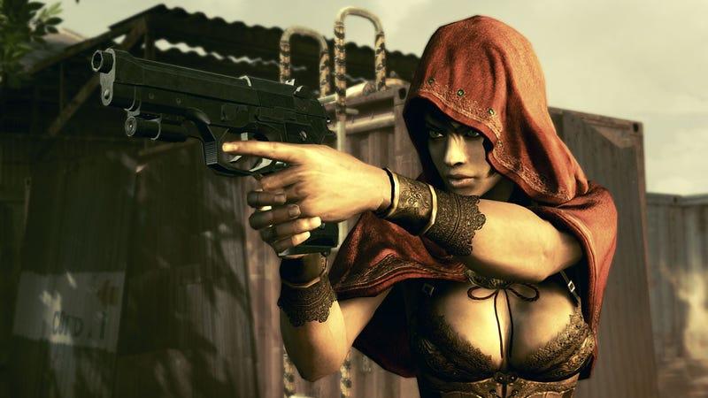 No PC DLC for RE5, Says Capcom