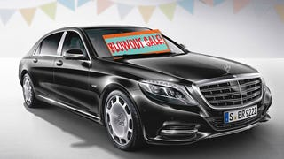 The Price Of A Maybach Has Dropped 56%
