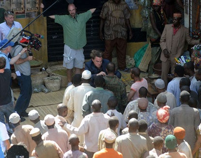 Fight Pics From Nolan's Inception, Plus Secrets Of Iron Man 2's Whip-Wielding Menace