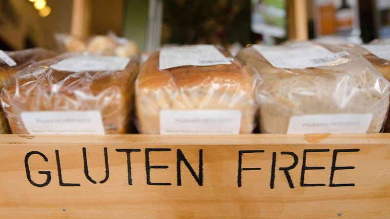 Sales of Gluten-Free Products Are Soaring