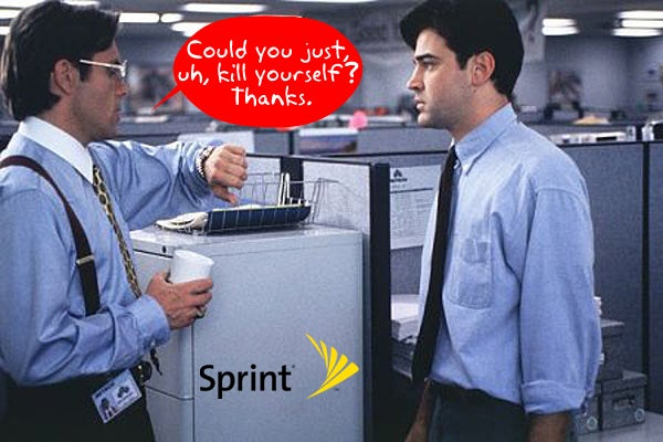 Sprint Asking Employees to Please Resign, Pretty Please