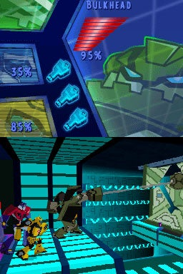"""Transformers DS Game In """"Looks Good"""" Shock"""