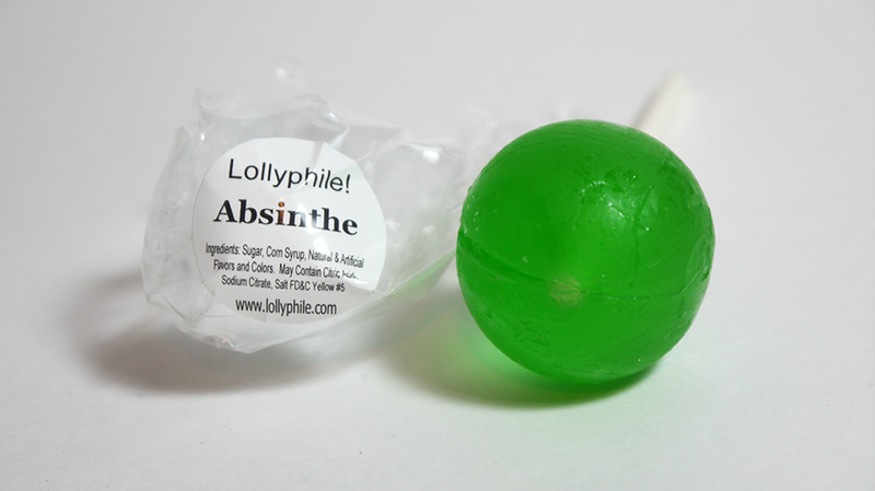 Lollyphile Gourmet Lollipops: The Snacktaku Review