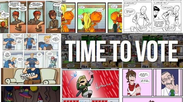 Tell Us the 10 Comics for Kotaku's Sunday Comics Makeover [UPDATE]