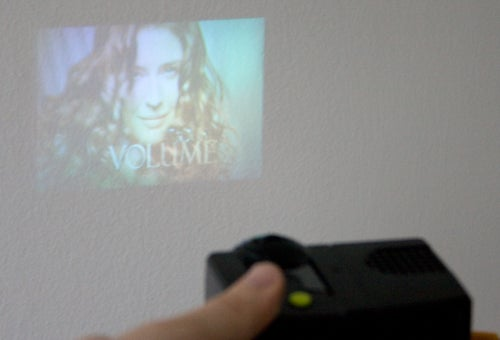 EyeClops $100 Mini Projector Review (Just More Childhood Trauma)