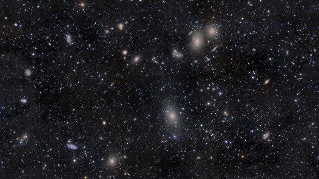 The beautiful swirling galaxies of our nearest cosmic neighborhood