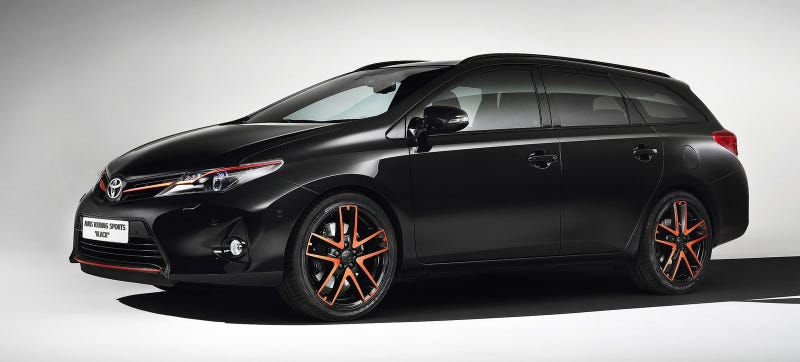 Scion Could Get The Toyota Auris Hatchback And A New Sedan