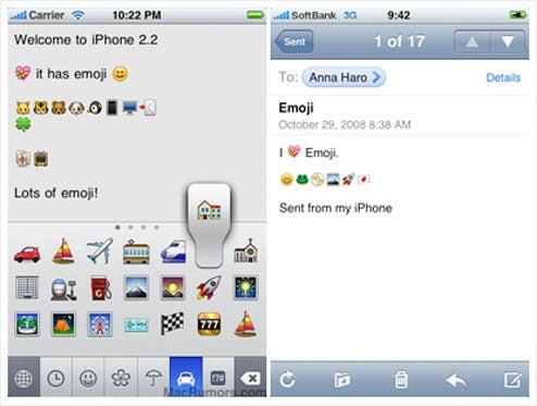Simple Hack Enables Roughly One Gazillion Japanese Emoticons On Any iPhone