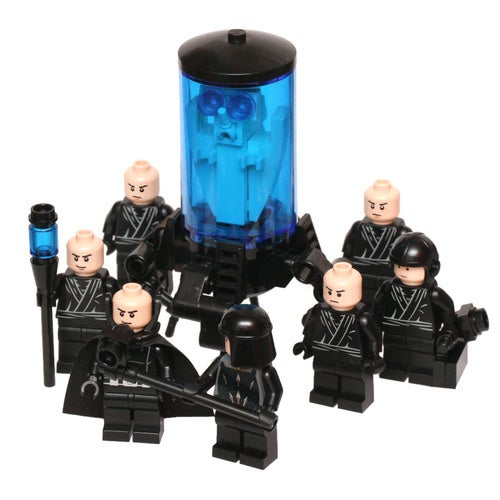 Lego Dune: If only these figures were for sale!
