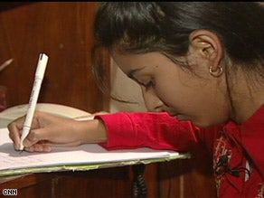 Children's Crusade: Should This Girl Be Risking Her Safety?