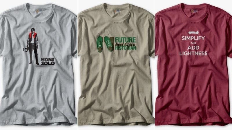 Go Buy These Awesome Car Shirts Right Now