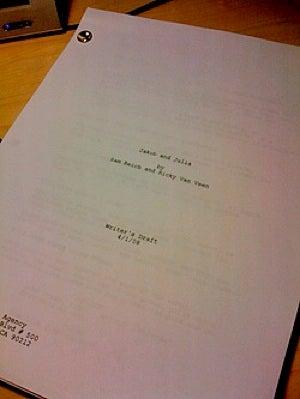 Julia Allison, The Movie