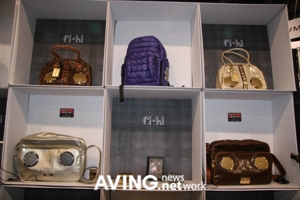 Fi-Hi Speaker Bags: Boombox Backpack Made Real
