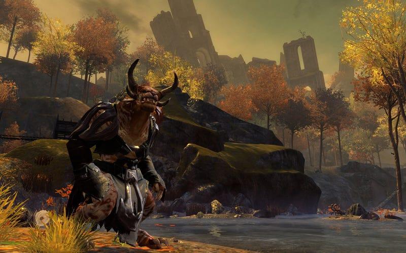 Ten Officially Sanctioned Guild Wars 2 Screenshots