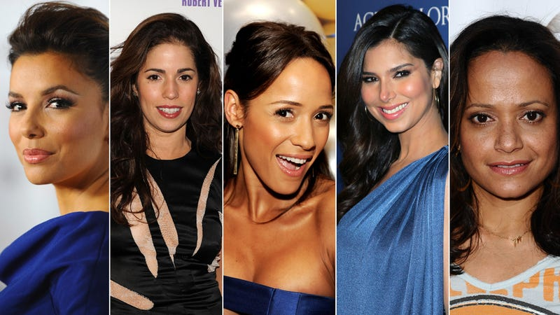 Eva Longoria to Produce New TV Pilot Starring Four Latina Actresses… As Maids.