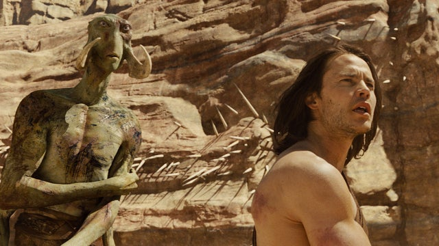 Disney Will Lose $200 Million on John Carter