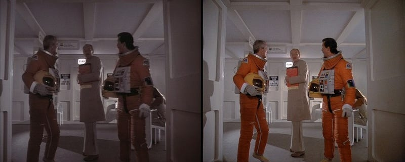 First look at Space: 1999 Blu-Ray shows an eye-popping improvement