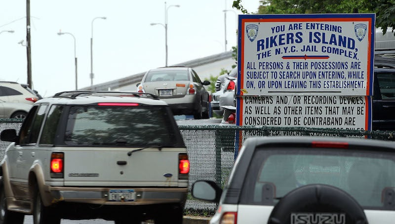 AP: InternalReview at Rikers Island Finds Systemic Failures in Handling Sexual Assault Complaints