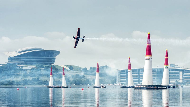 Watch The Malaysian Round of the Red Bull Air Race Live
